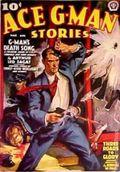 Ace G-Man Stories (1936-1943 Popular Publications) Pulp Vol. 3 #4
