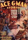 Ace G-Man Stories (1936-1943 Popular Publications) Pulp Vol. 4 #1