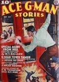 Ace G-Man Stories (1936-1943 Popular Publications) Pulp Vol. 4 #3