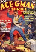 Ace G-Man Stories (1936-1943 Popular Publications) Vol. 4 #4