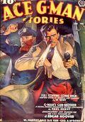 Ace G-Man Stories (1936-1943 Popular Publications) Pulp Vol. 5 #1