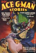 Ace G-Man Stories (1936-1943 Popular Publications) Pulp Vol. 5 #2