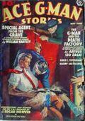 Ace G-Man Stories (1936-1943 Popular Publications) Pulp Vol. 5 #3