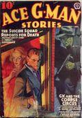Ace G-Man Stories (1936-1943 Popular Publications) Pulp Vol. 5 #4