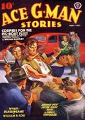 Ace G-Man Stories (1936-1943 Popular Publications) Pulp Vol. 6 #2