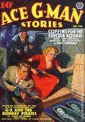 Ace G-Man Stories (1936-1943 Popular Publications) Pulp Vol. 6 #3