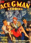 Ace G-Man Stories (1936-1943 Popular Publications) Pulp Vol. 6 #4