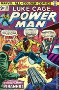 Power Man and Iron Fist (1972) UK Edition 30UK