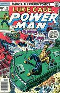 Power Man and Iron Fist (1972) UK Edition 40UK