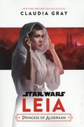 Star Wars Leia Princess of Alderaan SC (2018 A Lucasfilm/Disney Novel) 1-1ST