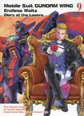 Mobile Suit Gundam Wing The Glory of Losers GN (2017 A Vertical Digest) 9-1ST