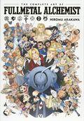 Complete Art of Fullmetal Alchemist HC (2018 Viz) 1-1ST