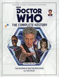 Doctor Who The Complete History HC (2015- Hachette) 85-1ST