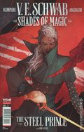 Shades of Magic The Steel Prince (2018 Titan Comics) 2A