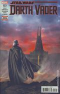 Star Wars Darth Vader (2017 Marvel 2nd Series) 23A
