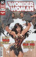 Wonder Woman (2016 5th Series) 58A