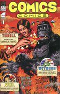 Comics Comics Quarterly (2018 Starburns) 1