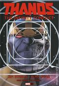Thanos The Infinity Conflict HC (2018 Marvel) 1-1ST