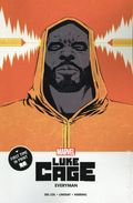 Luke Cage Everyman GN (2018 Marvel) A Marvel Premiere Graphic Novel 1-1ST