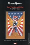Marvel Knights Captain America The New Deal TPB (2018 Marvel) 1-1ST