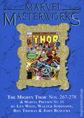 Marvel Masterworks Deluxe Library Edition Variant HC (1987-Present Marvel) 1st Edition 267-1ST