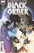 Black Order (2018 Marvel) 1A