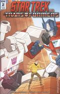 Star Trek vs. Transformers (2018 IDW) 2A