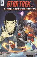 Star Trek vs. Transformers (2018 IDW) 2B