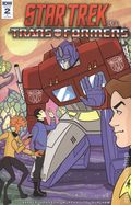 Star Trek vs. Transformers (2018 IDW) 2RI