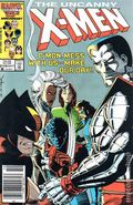 Uncanny X-Men (1963 1st Series) Mark Jewelers 210MJ