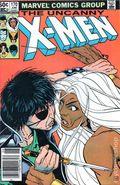 Uncanny X-Men (1963 1st Series) Mark Jewelers 170MJ