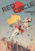 Red Circle Comics #4 (Variant Interior) SUPERMAN 110
