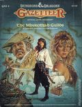 Dungeons and Dragons Gazetteer Official Game Accessory SC (1987-1989 TSR) GAZ09
