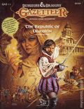 Dungeons and Dragons Gazetteer Official Game Accessory SC (1987-1989 TSR) GAZ11