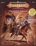 Dungeons and Dragons Gazetteer Official Game Accessory SC (1987-1989 TSR) GAZ12