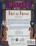 Mystara Campaign: Hail the Heroes Audio CD Adventure 1994 TSR) Advanced Dungeons and Dragons 2502