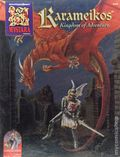 Mystara Campaign: Karameikos Kingdom of Adventure Audio CD Adventure (1994 TSR) Advanced Dungeons and Dragons 2500
