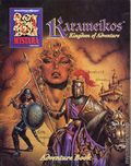 Mystara Campaign: Karameikos Kingdom of Adventure Audio CD Adventure (1994 TSR) Advanced Dungeons and Dragons 2500