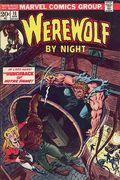 Werewolf by Night (1972 1st Series) Mark Jewelers 16MJ