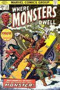 Where Monsters Dwell (1970) Mark Jewelers 32MJ