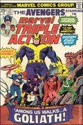Marvel Triple Action (1972) Mark Jewelers 22MJ