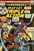 Marvel Triple Action (1972) Mark Jewelers 23MJ
