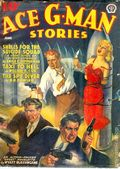 Ace G-Man Stories (1936-1943 Popular Publications) Pulp Vol. 7 #1