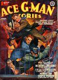 Ace G-Man Stories (1936-1943 Popular Publications) Pulp Vol. 7 #2