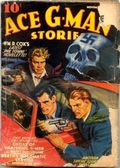 Ace G-Man Stories (1936-1943 Popular Publications) Pulp Vol. 7 #4