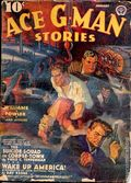 Ace G-Man Stories (1936-1943 Popular Publications) Pulp Vol. 8 #1