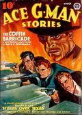 Ace G-Man Stories (1936-1943 Popular Publications) Vol. 8 #2
