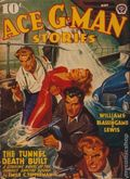 Ace G-Man Stories (1936-1943 Popular Publications) Pulp Vol. 8 #3