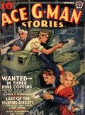Ace G-Man Stories (1936-1943 Popular Publications) Pulp Vol. 8 #4