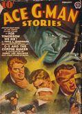 Ace G-Man Stories (1936-1943 Popular Publications) Pulp Vol. 9 #2